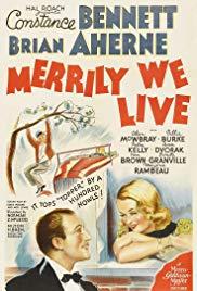 Watch Free Merrily We Live (1938)