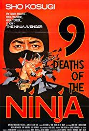 Watch Free Nine Deaths of the Ninja (1985)