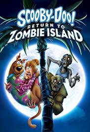 Watch Free ScoobyDoo: Return to Zombie Island (2019)