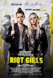 Watch Free Riot Girls (2017)