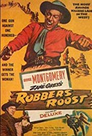 Watch Free Robbers Roost (1955)