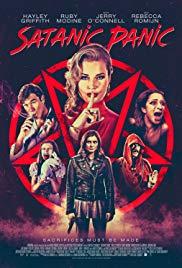 Watch Free Satanic Panic (2019)