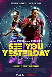 Watch Free See You Yesterday (2019)