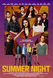 Watch Free Summer Night (2018)