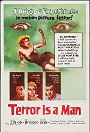 Watch Free Terror Is a Man (1959)