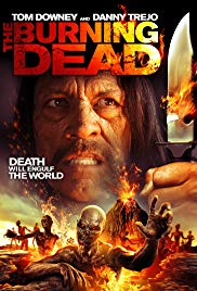 Watch Free The Burning Dead (2015)