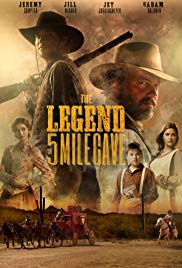 Watch Free The Legend of 5 Mile Cave (2019)