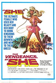 Watch Free The Vengeance of She (1968)