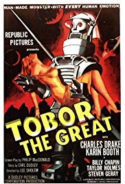 Watch Free Tobor the Great (1954)
