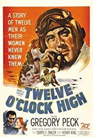 Watch Free Twelve OClock High (1949)