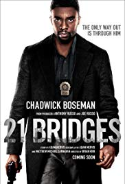 Watch Free 21 Bridges (2019)