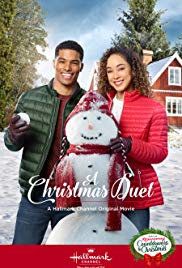 Watch Free A Christmas Duet (2019)