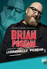 Watch Free Brian Posehn: Criminally Posehn (2016)