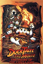 Watch Free DuckTales the Movie: Treasure of the Lost Lamp (1990)