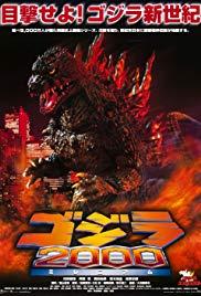 Watch Free Godzilla 2000 (1999)