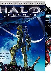 Watch Free Halo Legends (2010)