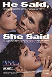 Watch Free He Said, She Said (1991)