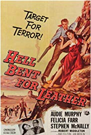 Watch Free Hell Bent for Leather (1960)