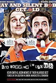 Watch Free Jay and Silent Bob Get Old: Tea Bagging in the UK (2012)