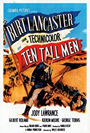 Watch Free Ten Tall Men (1951)