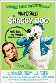 Watch Free The Shaggy Dog (1959)