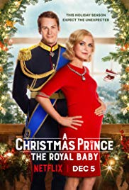 Watch Free A Christmas Prince: The Royal Baby (2019)