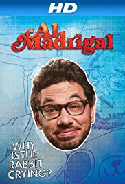 Watch Free Al Madrigal: Why Is the Rabbit Crying? (2013)
