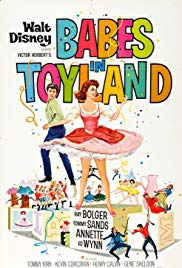 Watch Free Babes in Toyland (1960)