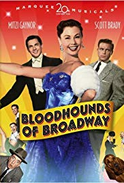 Watch Free Bloodhounds of Broadway (1952)
