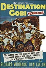 Watch Free Destination Gobi (1953)