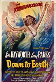 Watch Free Down to Earth (1947)