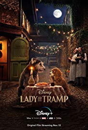 Watch Free Lady and the Tramp (2019)