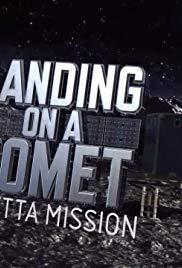 Watch Free Landing on a Comet: Rosetta Mission (2014)