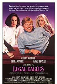 Watch Free Legal Eagles (1986)