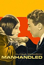 Watch Free Manhandled (1924)