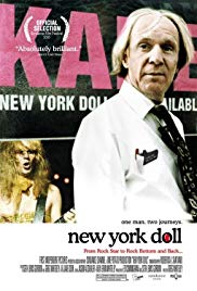 Watch Free New York Doll (2005)