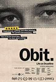 Watch Free Obit. (2016)