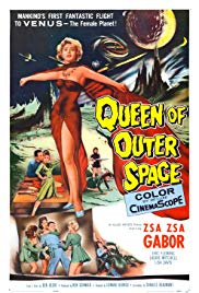 Watch Free Queen of Outer Space (1958)