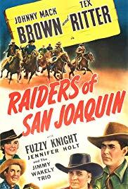 Watch Free Raiders of San Joaquin (1943)