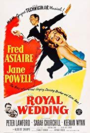 Watch Free Royal Wedding (1951)