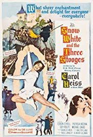 Watch Free Snow White and the Three Stooges (1961)