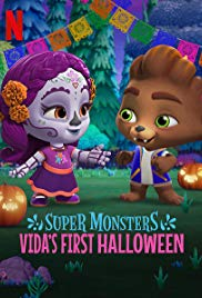 Watch Free Super Monsters: Vidas First Halloween (2019)