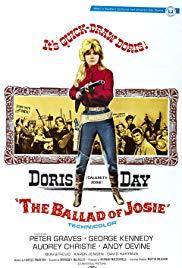 Watch Free The Ballad of Josie (1967)