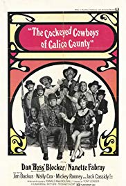 Watch Free Cockeyed Cowboys of Calico County (1970)