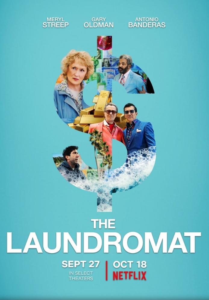 Watch Free The Laundromat (2019)
