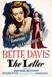 Watch Free The Letter (1940)