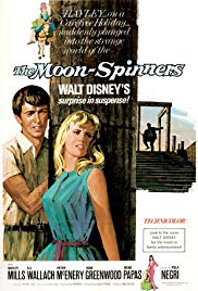 Watch Free The MoonSpinners (1964)