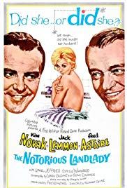 Watch Free The Notorious Landlady (1962)