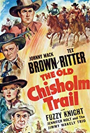 Watch Free The Old Chisholm Trail (1942)