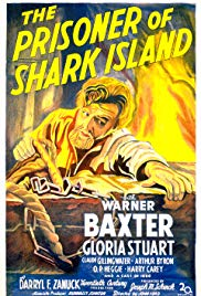 Watch Free The Prisoner of Shark Island (1936)